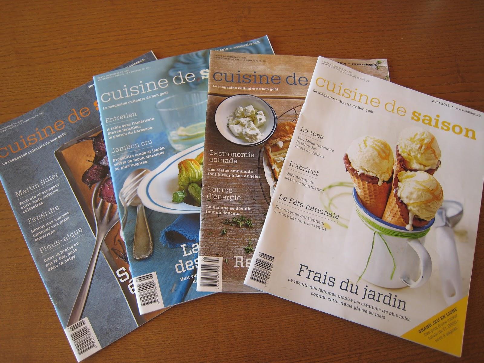 S miotique culinaire les ingr dients pour cr er du sens le magazine cuisine de saison - Cuisine de saison septembre ...