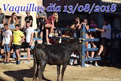 VAQUILLAS DÍA 13/08/2018