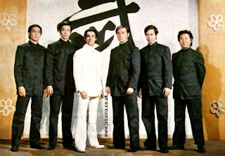 The Cast Of Fist Of Fury
