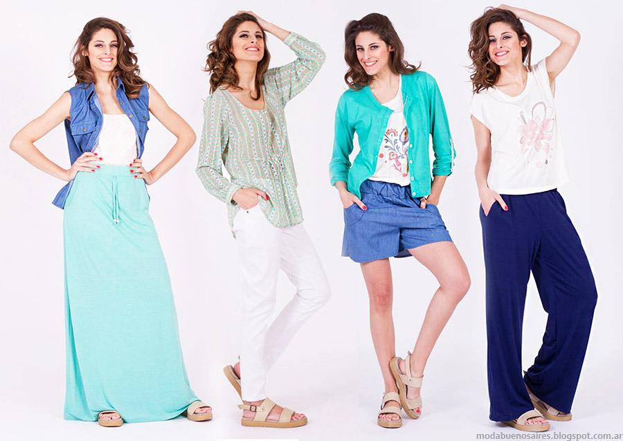 Moda verano 2015. Empatía primavera verano 2015 ropa de mujer.