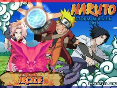 Naruto mugen 2010