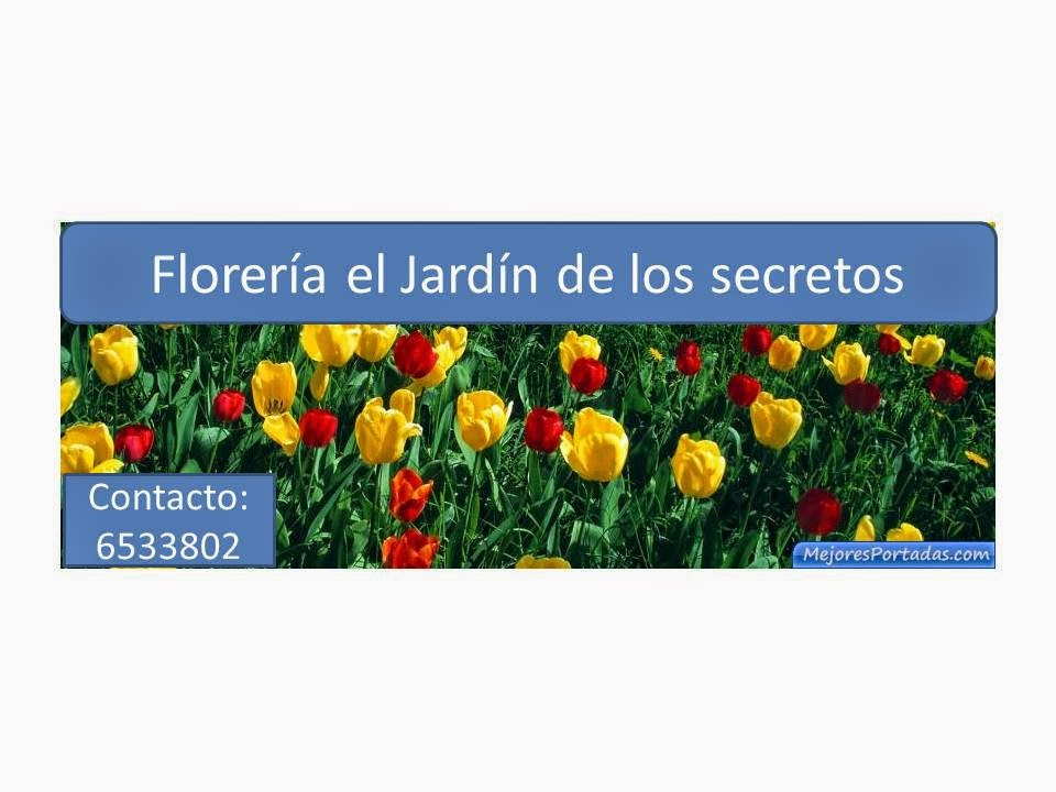 Florer a el jard n de los secretos condolencias for El jardin de los secretos