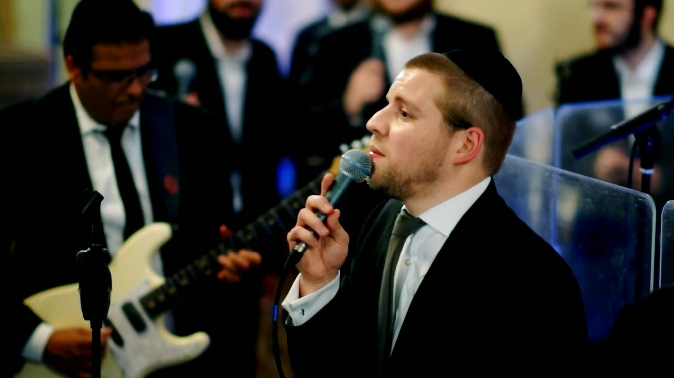 "Mordechai Shapiro & Yedidim Choir - ""First Dance Set"""