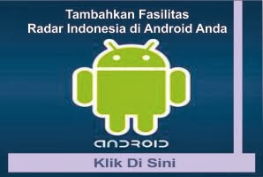 RADAR INDONESIA  ANDROID