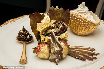 World's Most Expensive Cupcake Goes On Sale For A Staggering £645