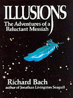 Book cover of Illusions by Richard Bach