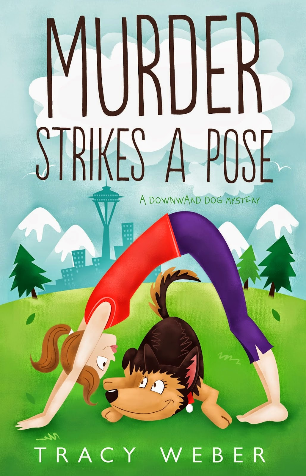 Murder Strikes a Pose cover