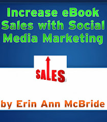 "Buy my new book, ""Increase e-Book Sales with Social Media Marketing"" for just 99 cents here!"