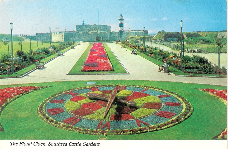 Floral Clock at Southsea