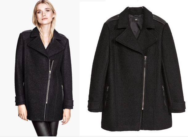 i Ordered This Coat From H&m