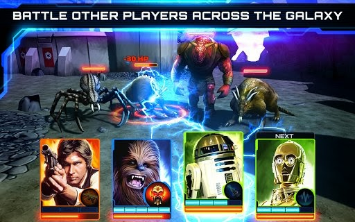 Star Wars: Assault Team 1.0.2 APK