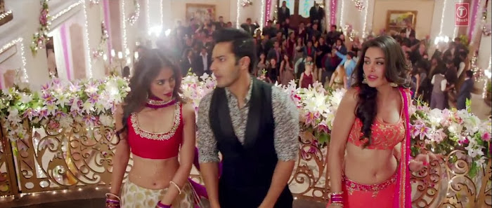 Watch Online Music Video Song Shanivaar Raati - Main Tera Hero (2014) Hindi Movie On Youtube DVD Quality