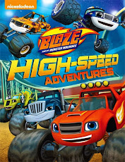 pelicula Blaze and the monster machine: Aventuras en alta velocidad (2015)