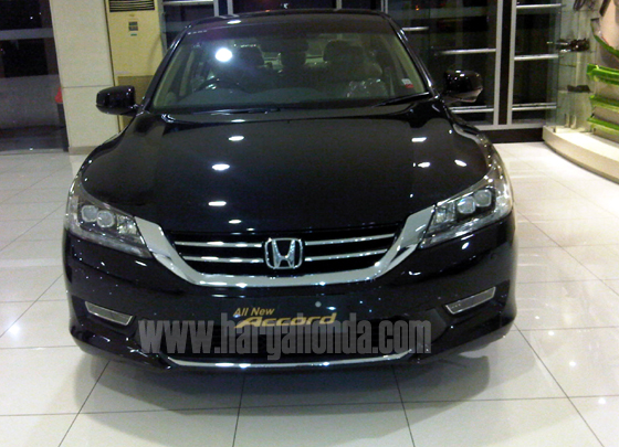 honda accord 2013 images