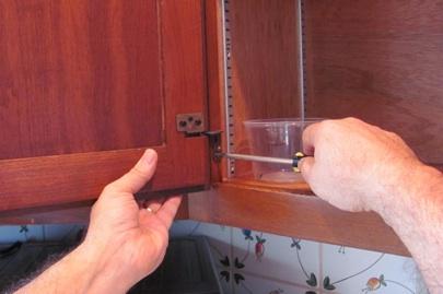 kitchen cabinet hardware hinges | cymun designs