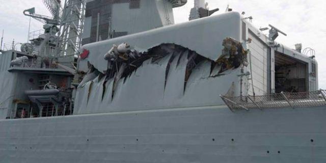 Canadian warship HMCS Algonquin
