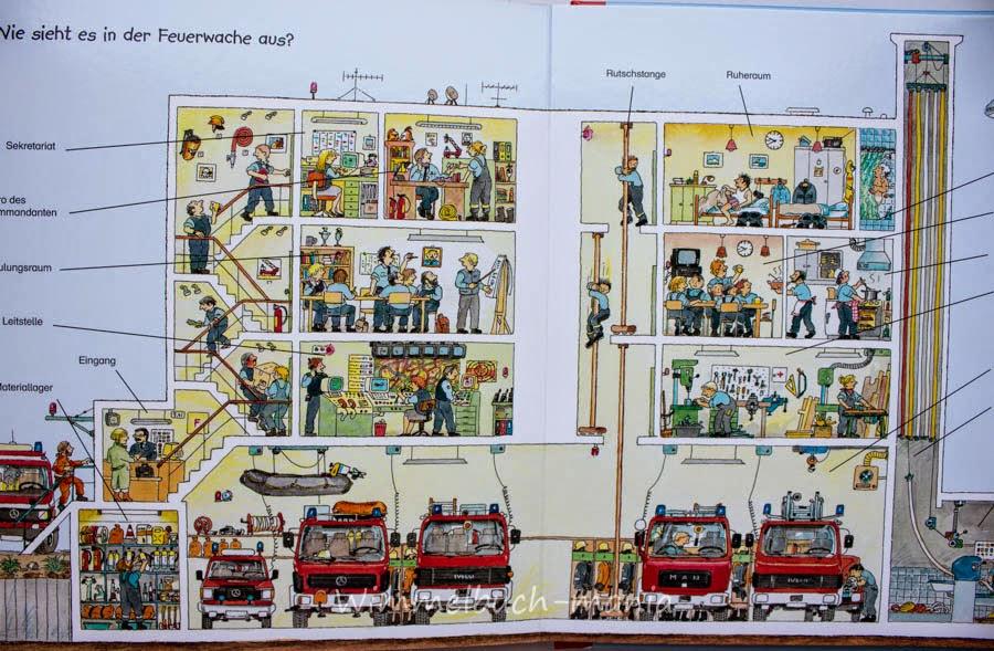 Wimmelbuch  фото разворотов