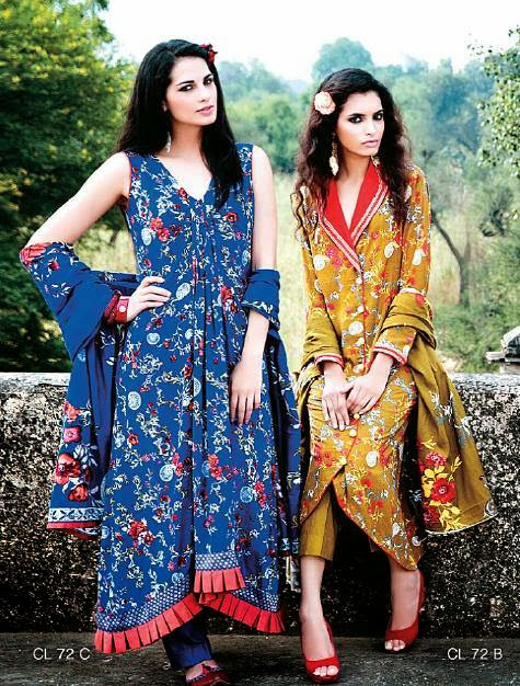 Portia New Stylish Winter Dresses Designs Collection 2013-2014 For Women And Girls Fashion