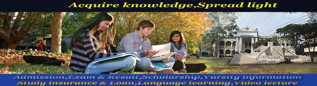 Acquire knowledge, spread light