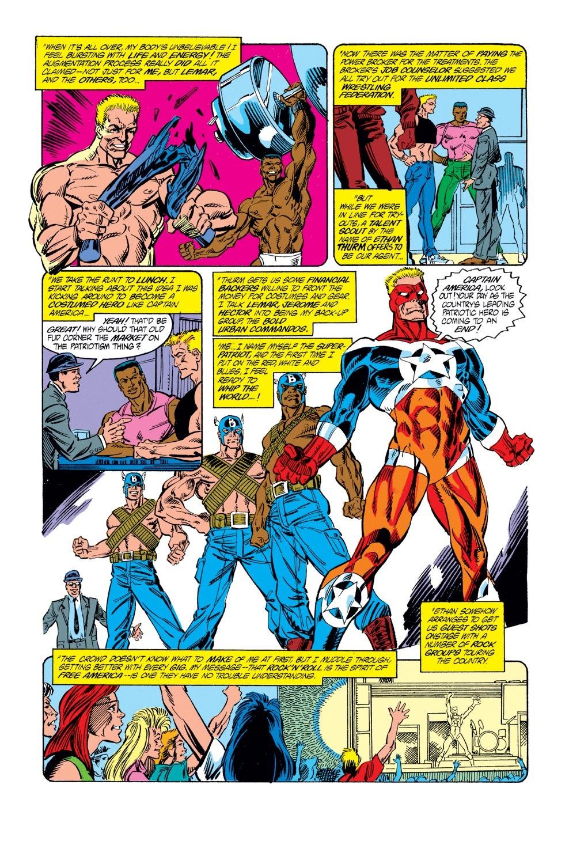 Captain America (1968) Issue #381 #314 - English 21