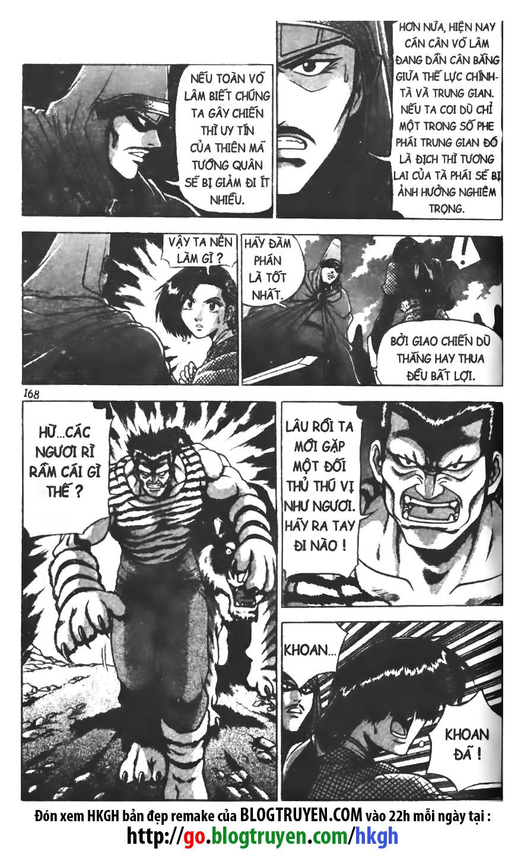 Hiệp Khách Giang Hồ - Hiệp Khách Giang Hồ Chap 165 - Pic 16