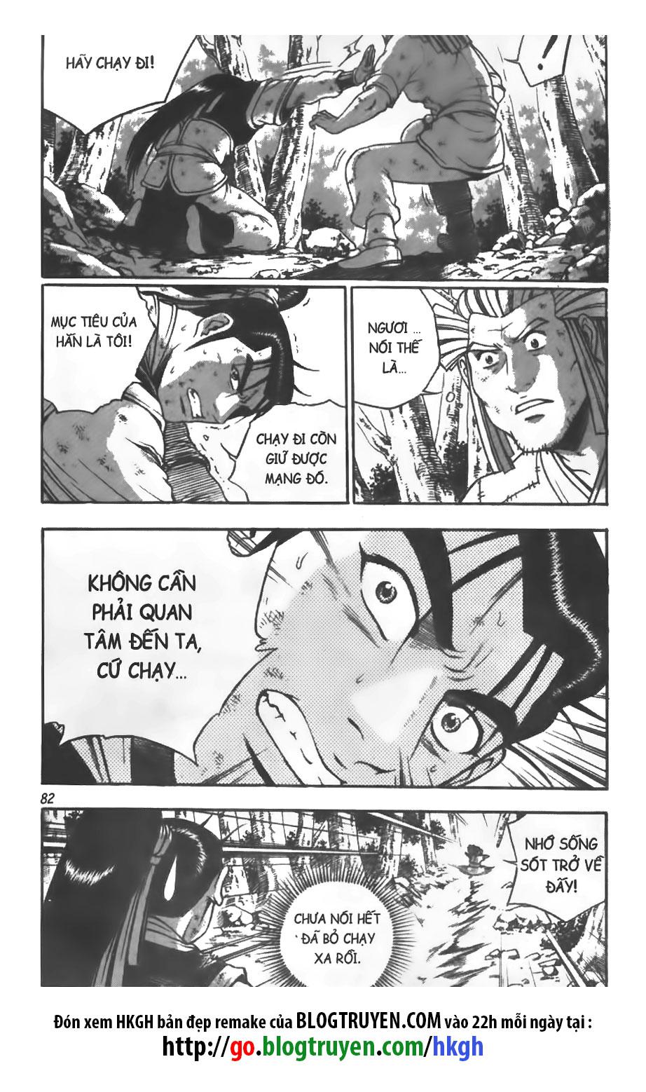 Hiệp Khách Giang Hồ chap 274 page 8 - IZTruyenTranh.com