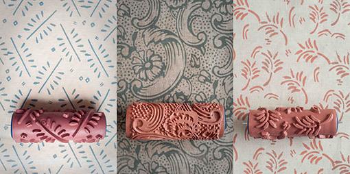Unik dissenys rodillos para pintar las paredes con textura - Rodillos de pintar ...