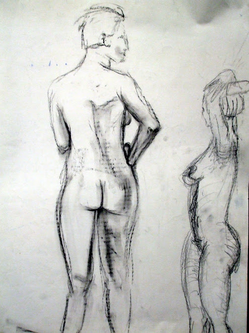 Untitled - Life drawing