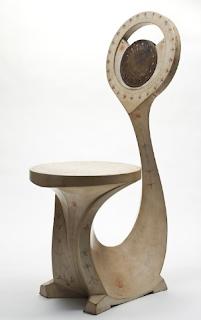 Chair, Carlo Bugatti