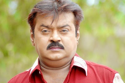 Vijayakanth acting again for his son