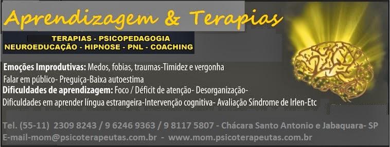 Terapias & Aprendizagem