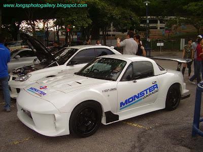 Mazda MX5 GT Widebody