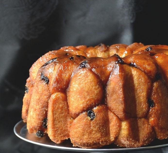 Cocinando con kisa monkey bread o pan de mono kitchenaid for Pane con kitchenaid