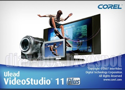 Download Ulead Video Studio Plus 11 Full