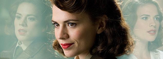 Hayley Atwell repetira como Peggy Carter en El Capitán América: El Soldado de Invierno