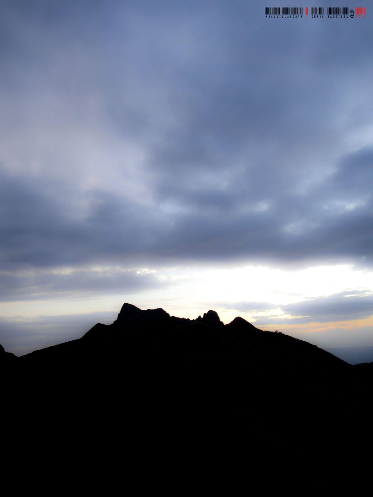 (New trail view. We clocked 45mins from JOP from Mahogany Bulalo Galore from Mt. Talamitam so 45mins hiking to reach c& 7 ainu0027t bad) & I Mark
