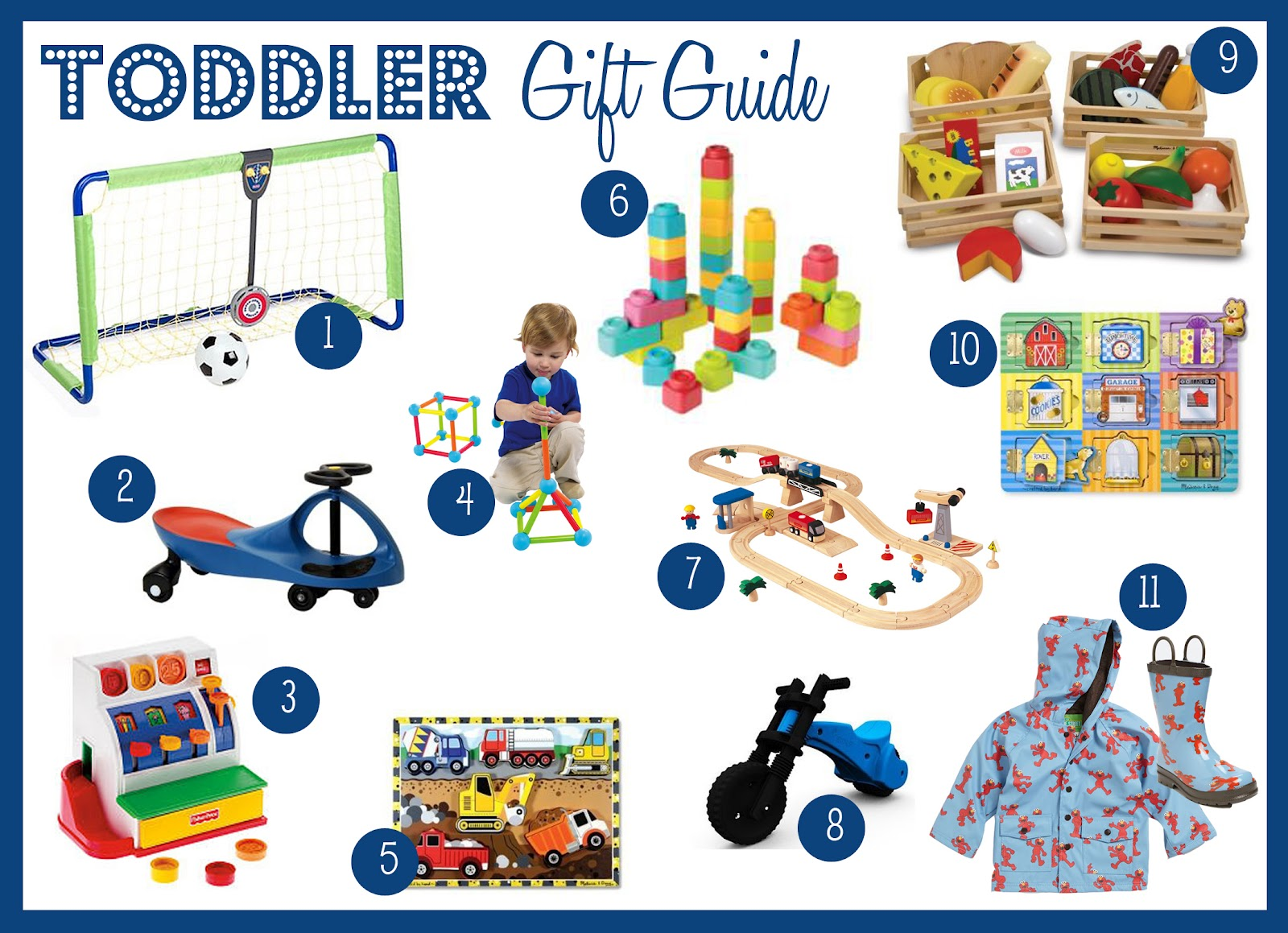 Daily Dimples: Toddler Gift Guide