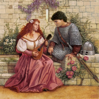 Most Famous Immortal Love Stories In History And Literature Lancelot and Guinevere