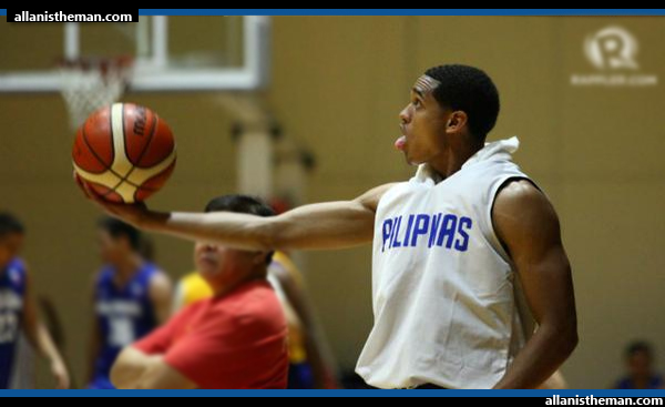 Jordan Clarkson arrives in Taiwan to inspire Andray Blatche-less Gilas Pilipinas