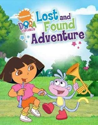 Dora The Explorer Lost And Found Adventure