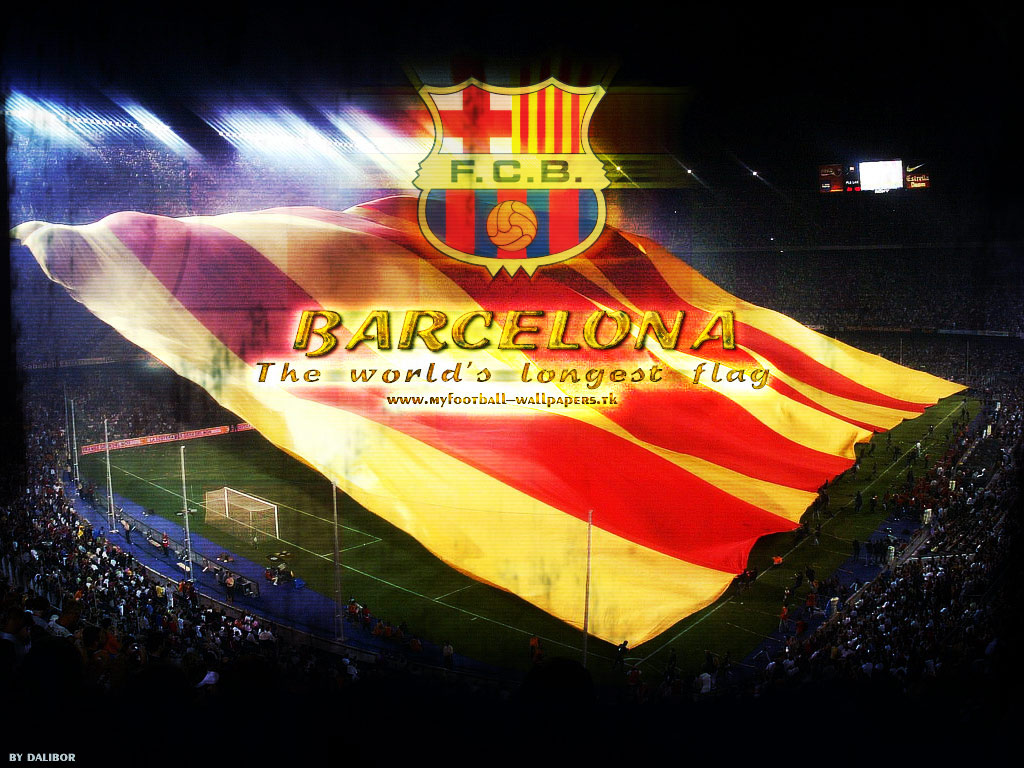 HD Wallpaper I Car - Barca - Football - Real Madrid - Animal: fc barcelona camp