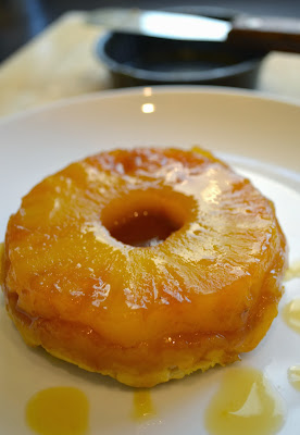 Pineapple Tart Tatin Recipe