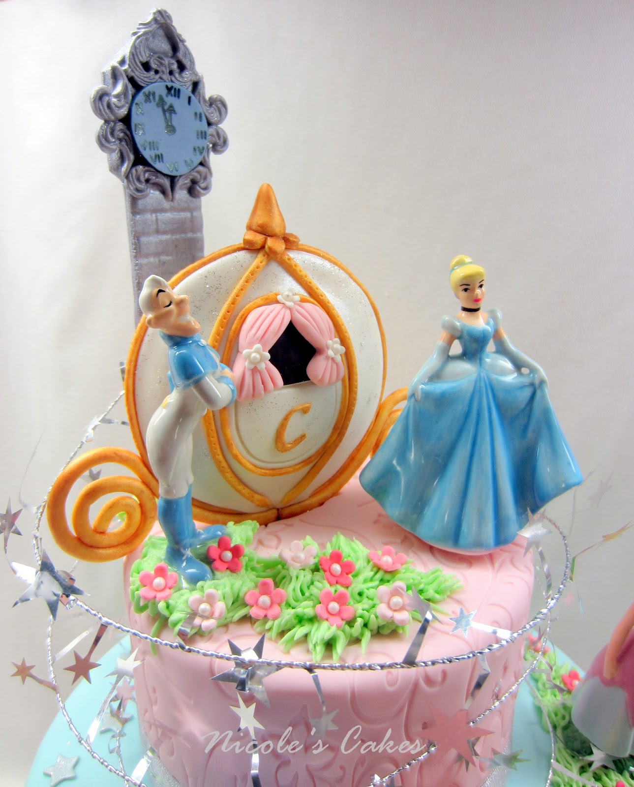 On Birthday Cakes The Cinderella Story A Birthday Cake