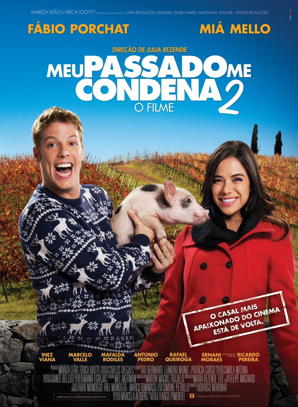 Meu Passado Me Condena 2 – Nacional (2015)