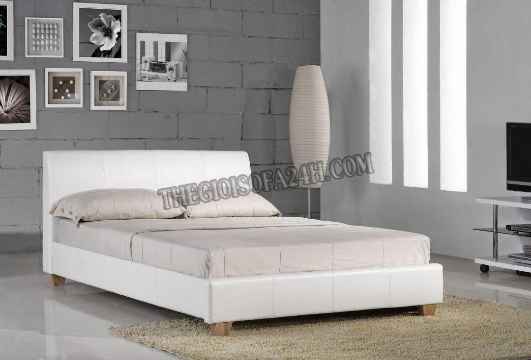 Giường ngủ GN039