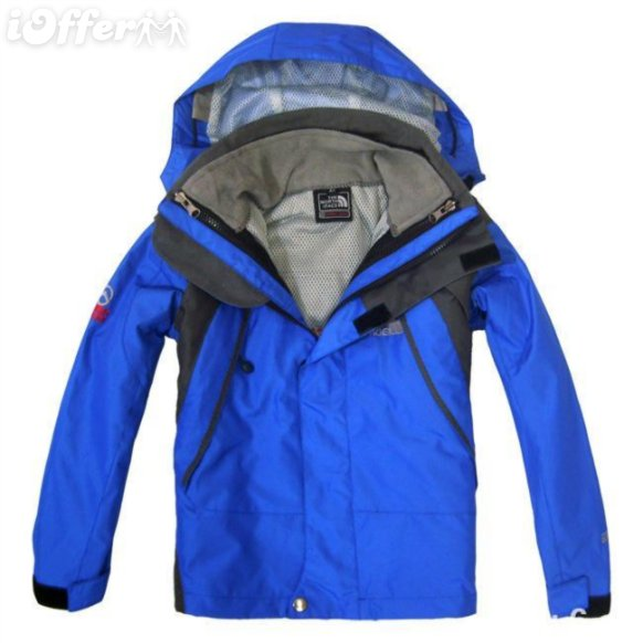 identificar chaquetas north face originales