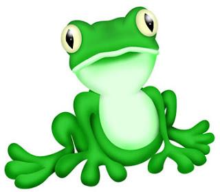 katak pekak, katak tuli, katak pekak menang, deaf frog, cute frog