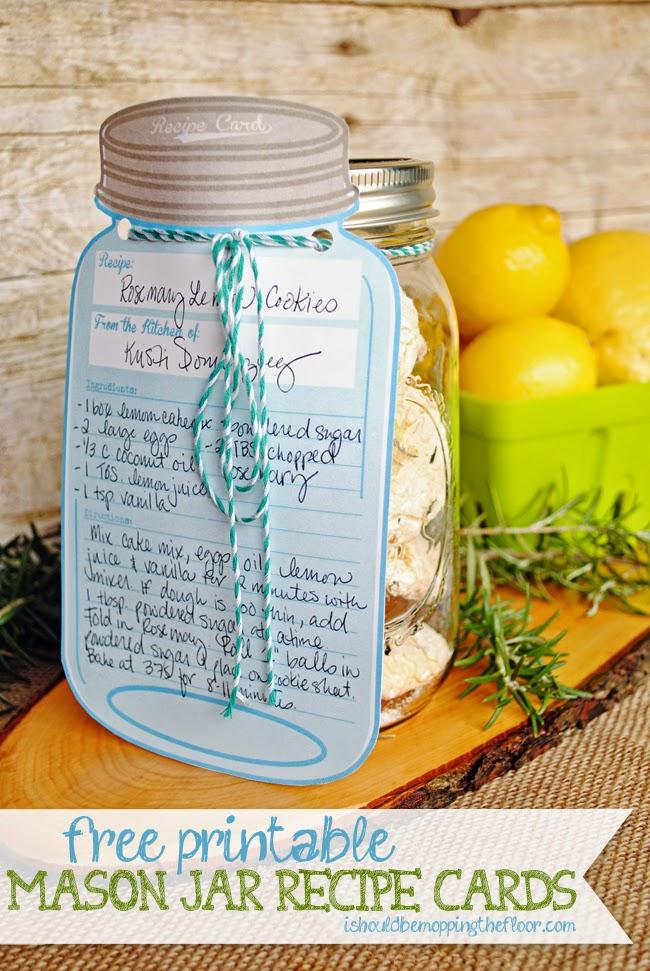 http://www.ishouldbemoppingthefloor.com/2014/05/free-printable-mason-jar-recipe-cards.html
