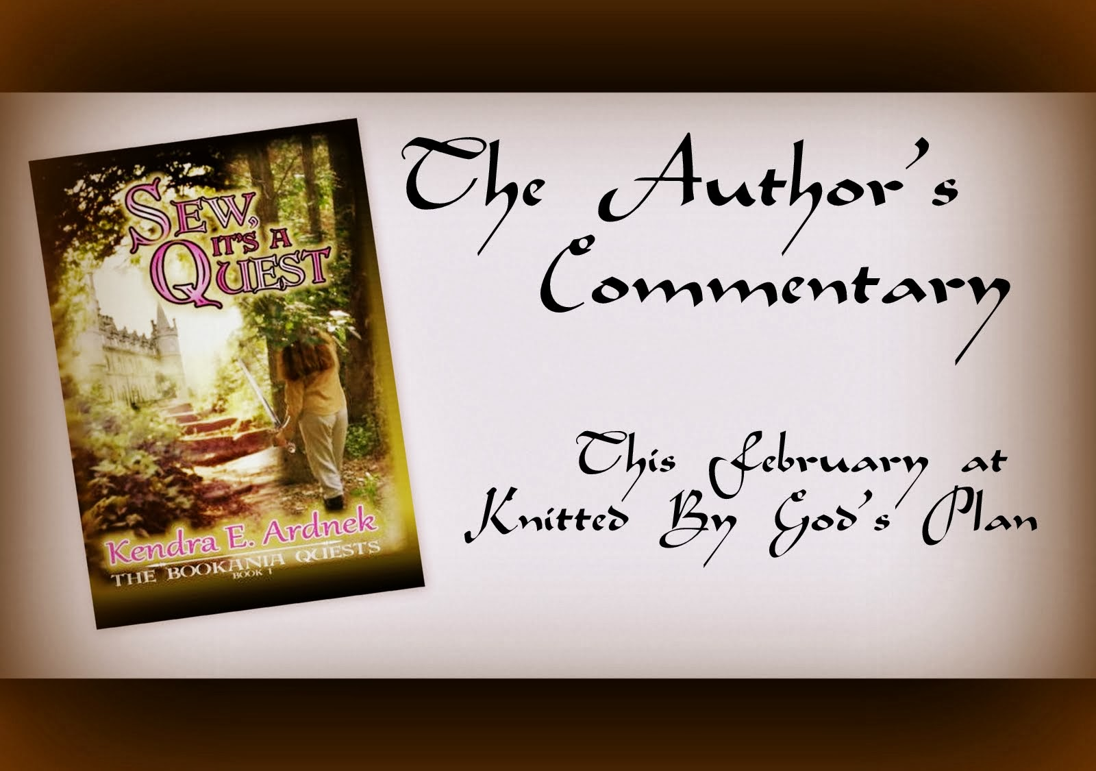 http://knittedbygodsplan.blogspot.com/2014/01/the-authors-commentary-announcement.html