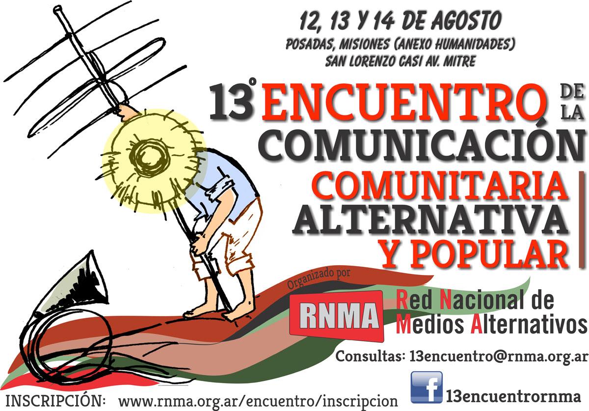 XIII Encuentro de la RNMA